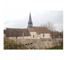 Lattainville : Eglise