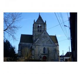 Fresne-Léguillon : Eglise