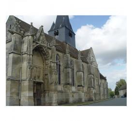 Parnes : Eglise