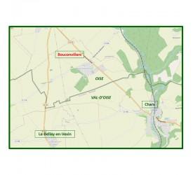 Bouconvillers : Le Village