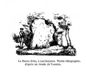 Lavilletertre : La Pierre...