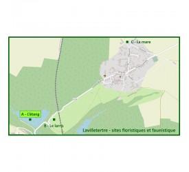 Lavilletertre : L'étang
