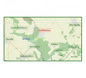 Lavilletertre : Le village