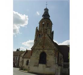 Flavacourt : Eglise...