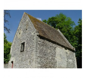 Flavacourt : La chapelle...