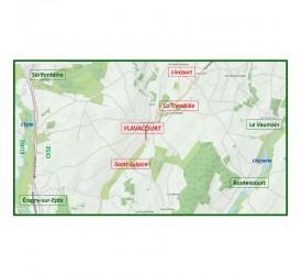 Flavacourt : Le Village