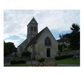 Delincourt : L'église...