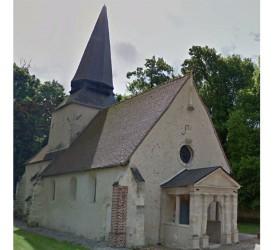 Montherlant : Eglise...