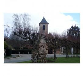 Villotran : L'église...