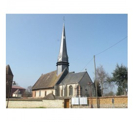 Eragny-sur-Epte : Église...