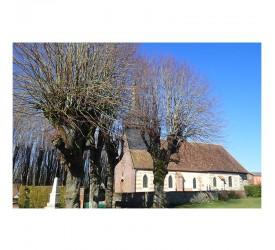 Lalande-en-Son : Église...