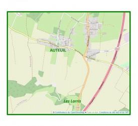 Auteuil : La Flore des larris