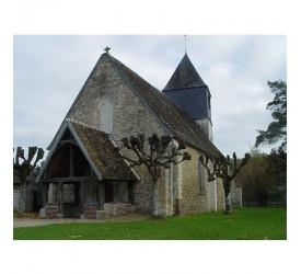 Senots : Église Saint-Remi