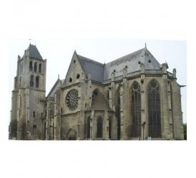 Chambly : L'église Notre-Dame