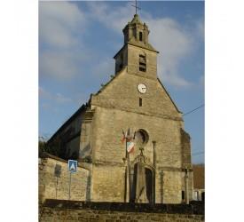Montagny-en-Vexin : Eglise