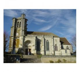 Montjavoult : Eglise...