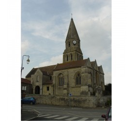 Bouconvillers : Église...