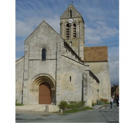 Lavilletertre : Eglise...