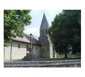 Lierville : L'église...