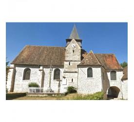 Enencourt-Léage :  L'église