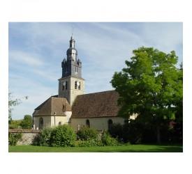 Thibivillers : Église...
