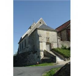 Tourly : Eglise