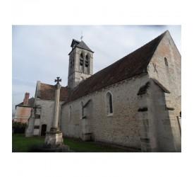 Faÿ-les-Etangs : Eglise