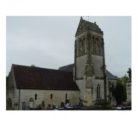 Marquemont : Eglise